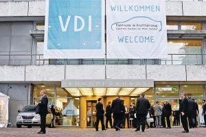 """Teilautomatisiertes Fahren ist einer der Schwerpunkte des Kongresses """"Elektronik im Fahrzeug"""" in Baden-Baden Bild: VDI"""