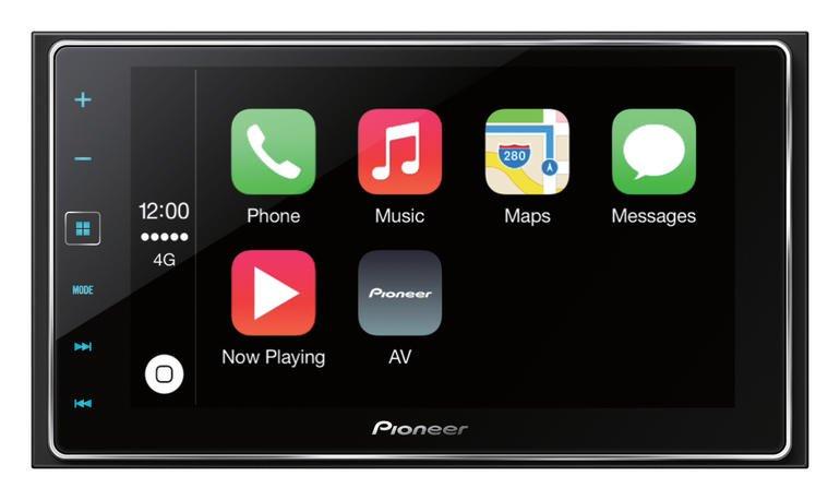 pioneer und autonet kooperieren kompakte apple carplay l sung zum nachr sten automobilkonstruktion. Black Bedroom Furniture Sets. Home Design Ideas