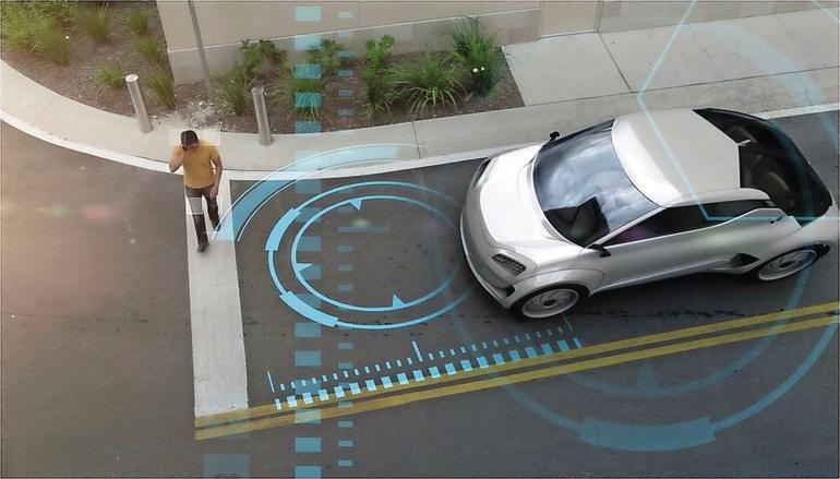 Freescale lenkt die Automobilindustrie näher an das unfallfreie Auto ...