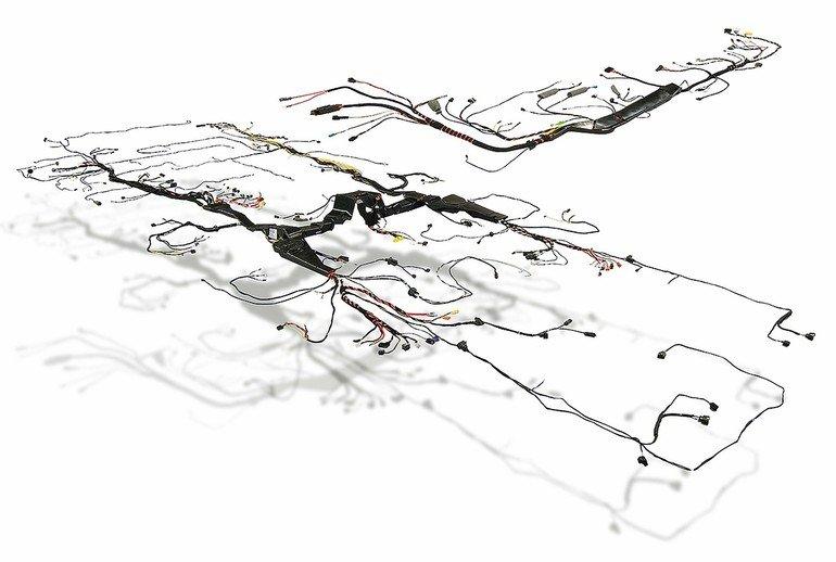 Daten-Backbone, Platzmangel und Fehlertoleranz - AutomobilKONSTRUKTION