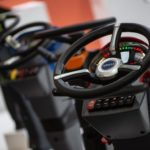 Arbeitsmaschinen-autonome-Systems-Components-Lenksäule