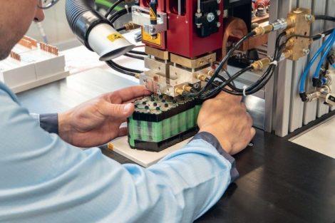 Maxon Motor stellt selbst Lithium-Ionen-Akkus her