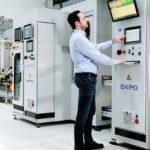 Brennstoffzellen-Ekpo-Stacks