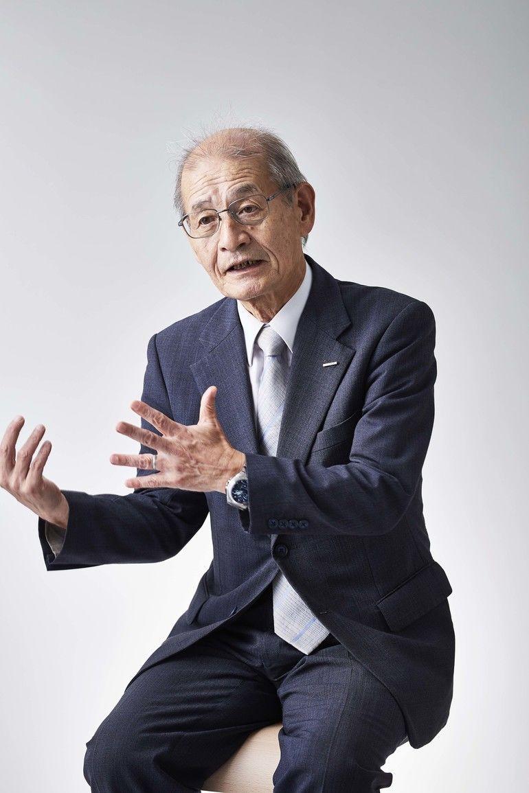 Dr. Akira Yoshino