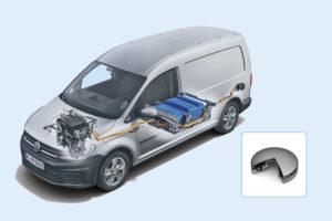 Druckausgleichselement-FST ABT E-Caddy