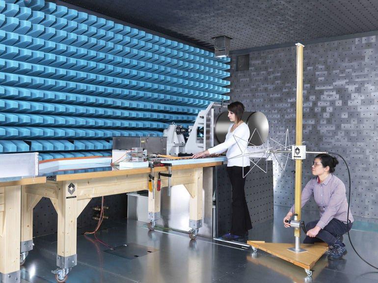 EMV-Testeinrichtungen-Mooser-E-Chamber