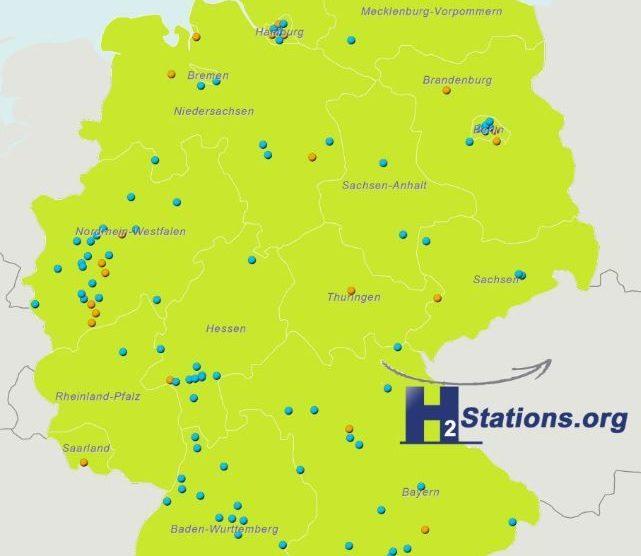 LBST Wasserstofftankstellen Brennstoffzelle Ludwig-Bölkow-Systemtechnik