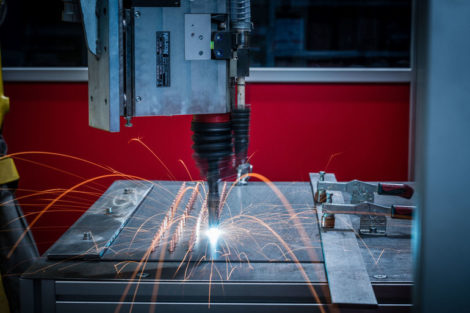 Komponenten von SMC verbessern Bolzenschweißgeräte