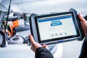 Mahle FCA-Schnittstelle OBD-Schnittstelle Fiat Chrysler Automobiles Datennutzung mit FCA
