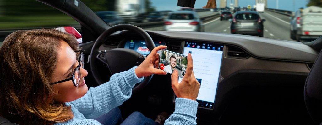 Zunkunftsvision des autonomen Fahrens