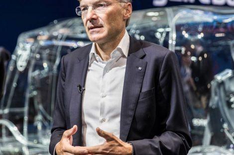 ZF_Friedrichshafen_AG,_IAA_2019,_Wolf-Henning_Scheider,_Chief_Executive_Officer