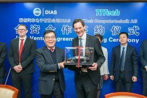 TTTech_und_SAIC_Joint_Venture